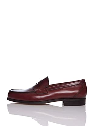 George´s Penny Loafer (Rotbraun)