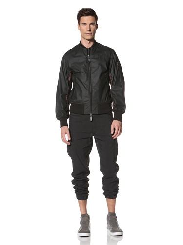Maharishi Men's Military SA12 Jacket (Black)