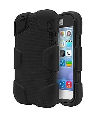 Unotec Hülle Armor iPhone 5 / 5S schwarz