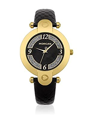 Morgan de Toi Orologio al Quarzo Woman M1134Bg Nero 35 mm