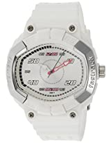 Fastrack Speed Racer Analog White Dial Women's Watch - NE9941PP02J