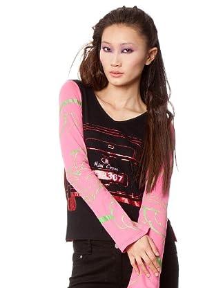 Custo Camiseta Bandy (Multicolor)