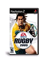EASports Rugby 2005 - PlayStation 2