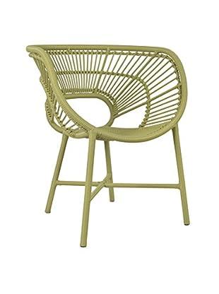 Jeffan Origin Outdoor Chair, Lime Green