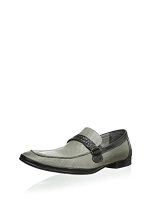 Kenneth Cole New York Men's Optic Disc Loafer (Grey)