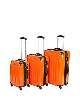 Vior Trolley-Set 3tlg. (Orange)