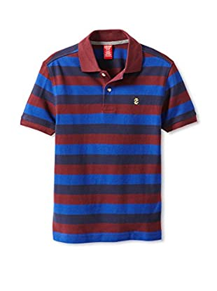 IZOD Boy's Bold Stripe Polo