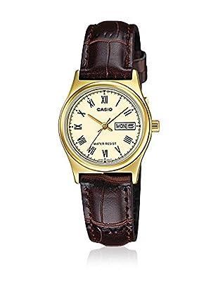 Casio Reloj con movimiento cuarzo japonés Woman LTP+V006GL.9B 25.0 mm