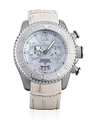 Vip Time Italy Uhr mit Japanischem Quarzuhrwerk VP8022WH_WH weiß 43.00  mm