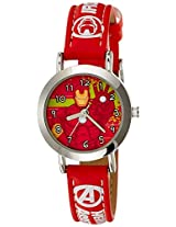 Marvel Analog Multi-Color Dial Children's Watch - AW100020