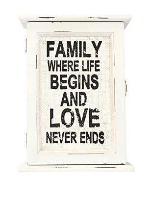 LO+DEMODA Schlüsselboard Family