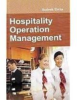 Hospitality Operation Management