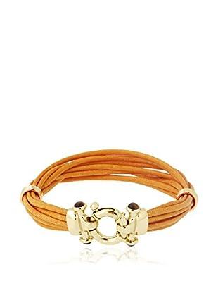 Bellavita Armband  vergoldetes Silber 925/goldfarben