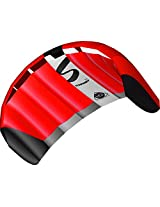 HQ Kites Symphony Pro 1.3 Kite, Neon Red