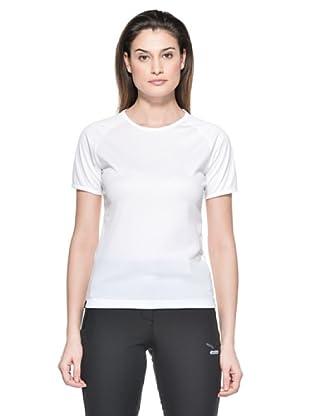 Salewa Camiseta Sports Dry W (Blanco)