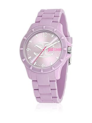 Just Cavalli Orologio al Quarzo Woman Jc-Juyce 3H Viola 40 mm