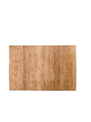 RugSense Alfombra Grass Marrón/Beige 170 x 108 cm