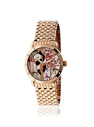 Bertha Women's BR4503 Lilly Rose Gold/Multicolor Stainless Steel Watch