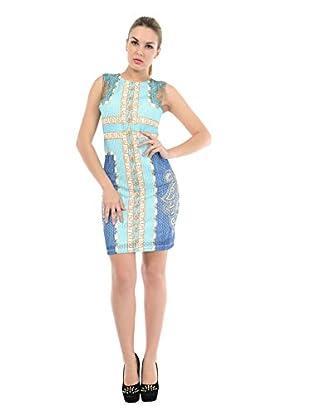 Via Bellucci Vestido Regina (Azul)