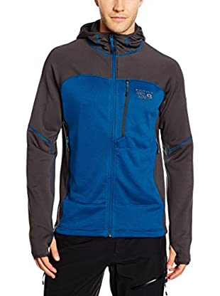 Mountain Hardwear Giacca Desna Grid Hooded