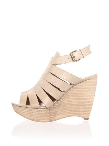 MaxStudio Women's Faviene Platform Sandal (Canapa)