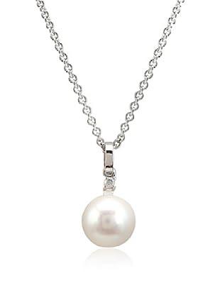 Divas Diamond Collar Diamante Perla