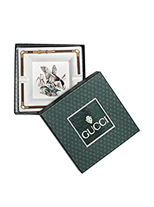 Gucci Duck Ashtray, White/Green/Brown