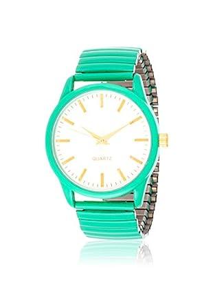 FORTUNE Women's NWY253233GR Green Stainless Steel Watch