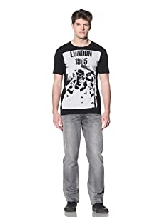 MG Black Label Men's London T-Shirt (Black)
