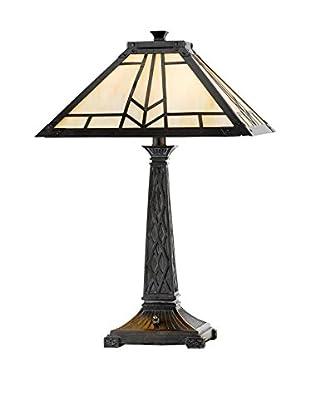 Bristol Park Lighting Mission Tiffany Table Lamp, Tiffany