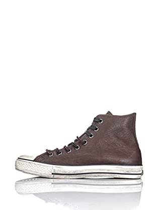 Converse Zapatillas A / S Varvatos Leather Hi (Marrón)