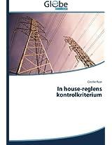 In House-Reglens Kontrolkriterium