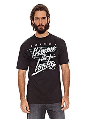 Grimey Wear Camiseta Gimme The Loot (Negro)