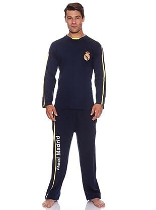 Licencias Pijama Ml Real Madrid (Azul Marino)