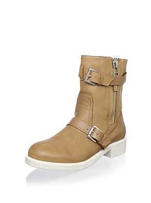 Pour La Victoire Women's Montero Buckled Boot (Tobacco)