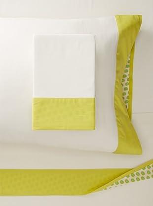Echo Serena Sheet Set (White)