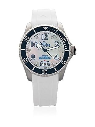 Vip Time Italy Uhr mit Japanischem Quarzuhrwerk VP8033WH_WH weiß 40.00  mm