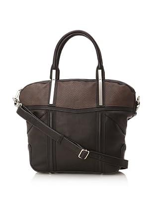 Walter Women's Veryon Tote Bag, Black/Chocolate