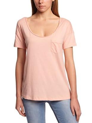 Lee Camiseta Scoop (Rosa)