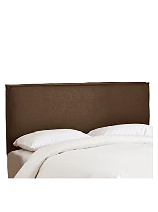 Skyline French Slipcover Headboard (Chocolate)