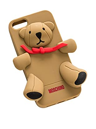 MOSCHINO Case iPhone 5/5S braun