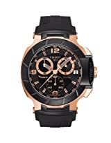 Tissot Black Fibre Analog Men Watch T048 417 27 057 00
