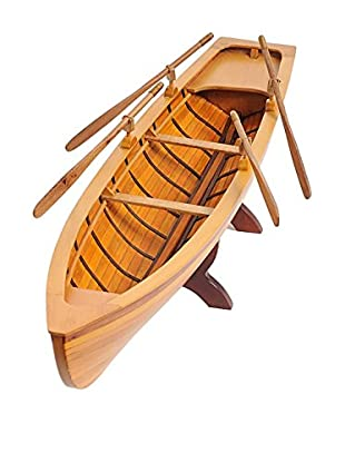Old Modern Handicrafts, Inc. Boston Tender Classic Rowing Boat, Wood