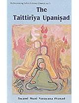 The Taittiriya Upanishad (Rediscovering Indian Literary Classics)