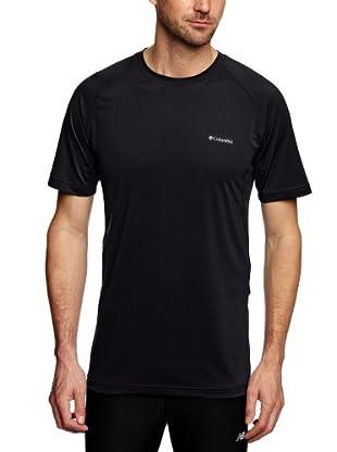 Columbia Camiseta Funcional Epinal (Negro)