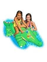 Intex Ride On Grinning Gator 56520
