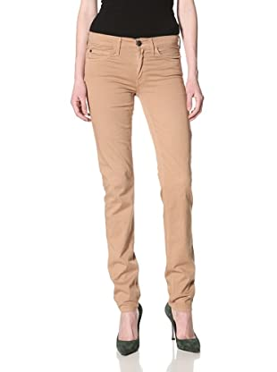Milk Denim Women's Skinny Jean (Camel)