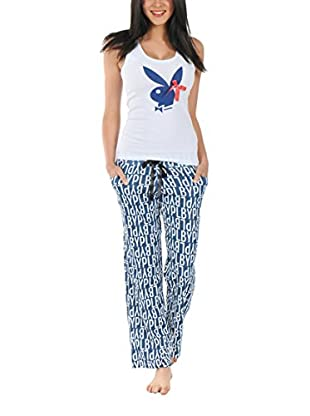 Play Boy Nightwear Pyjama Ribbon Plby