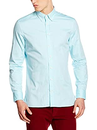 Hackett London Camisa Hombre Ps Pinpoint