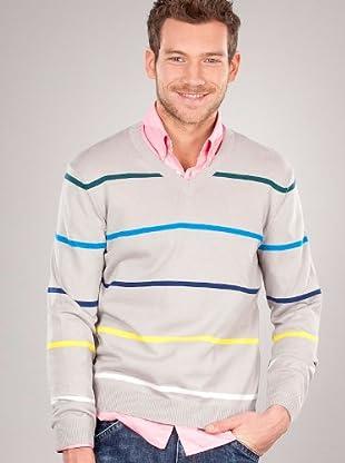 Hugo Boss Jersey Rayas (Multicolor)